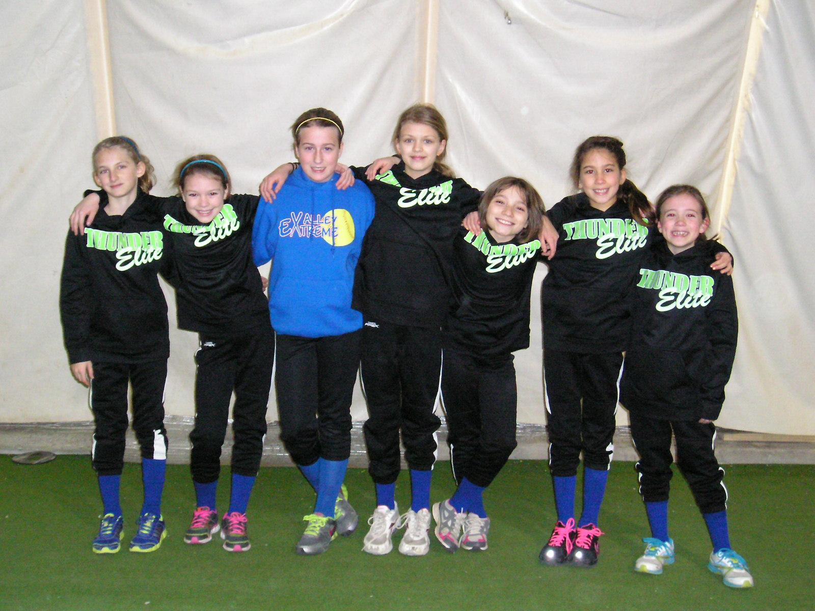 ohio fastpitch softball travel teams
